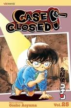 Aoyama, Gosho Case Closed 25