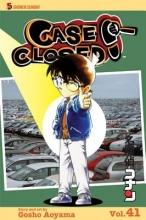 Aoyama, Gosho Case Closed 41