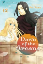 Toma, Rei Dawn of the Arcana, Volume 12