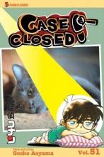 Aoyama, Gosho Case Closed, Vol. 51