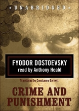 Dostoyevsky, Fyodor Crime and Punishment