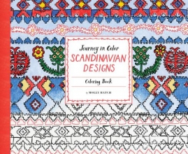 Hatch, Molly Journey in Color: Scandinavian Designs Coloring Book