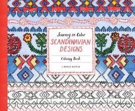 Hatch, Molly Journey in Color: Scandinavian Designs Coloring Book