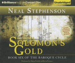 Stephenson, Neal Solomon`s Gold