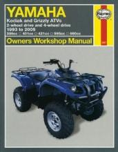 Alan Ahlstrand Yamaha Kodiak & Grizzly ATVs (93 - 05)