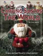 Joslyn, Cyndi Carving Santas from Around the World
