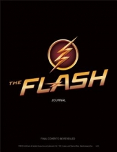 Insight Edition The Flash Hardcover Ruled Journal