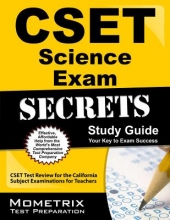 Cset Science Exam Secrets Study Guide