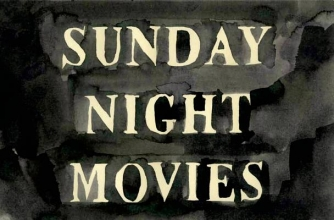 Shapton, Leanne Sunday Night Movies
