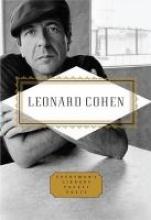 Cohen, Leonard Leonard Cohen Poems