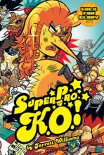 Williams, Jarrett Super Pro K.O.!