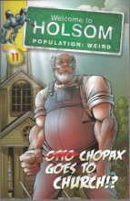 Chopax Goes to Church!?