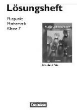 ,Pluspunkt Mathematik 7. Sj. Lös. SB RP