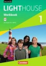 Berwick, Gwen,   Thorne, Sydney English G LIGHTHOUSE 1: 5. Schuljahr. Workbook mit Audios online