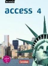 Harger, Laurence,   Niemitz-Rossant, Cecile J.,   Rademacher, Jörg,English G Access Band 4: 8. Schuljahr - Allgemeine Ausgabe - Schülerbuch