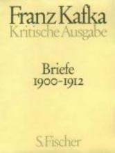 Kafka, Franz Briefe 1. Kritische Ausgabe