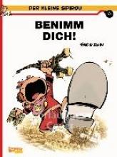 Janry Der kleine Spirou 17: Benimm dich!