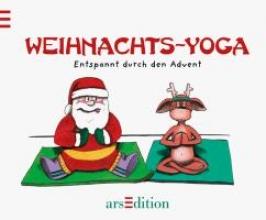 Rothenaicher, Monika Weihnachts-Yoga
