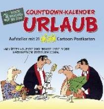 Stein, Uli Countdown-Kalender Urlaub