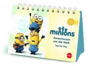 Minions. Gemeinsam um die Welt Geschenkbuch