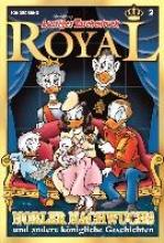 Disney, Walt Lustiges Taschenbuch Royal - Nobler Nachwuchs