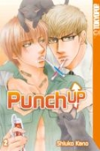 Kano, Shiyuko Punch Up 02