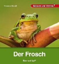 Straaß, Veronika Der Frosch