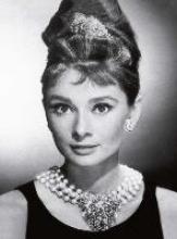 Audrey Hepburn Blankbook