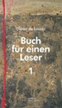 Lazzer, Dieter de Buch für einen Leser 1