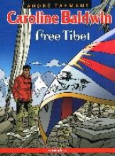 Taymans, André Caroline Baldwin 14 - Free Tibet