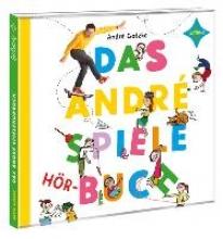 Gatzke, André Das André-Spiele-Hörbuch