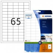 , Etiket Herma 5027 A4 38.