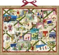 Weihnacht aus Kindertagen Adventskalender