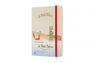 , Moleskine 12 MND Agenda - 2021 - LE Planner -  Petit Prince - Wekelijks - Pocket (9x14 cm) - Fox