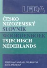 Dana Spĕváková Emmy Máčelová-van den Broecke, Woordenboek Tsjechisch-Nederlands