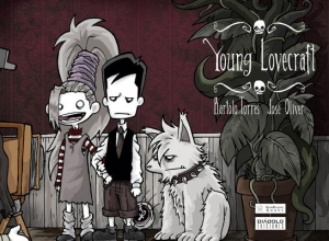 Torres, Bartolo,   Oliver, Jose Young Lovecraft 3