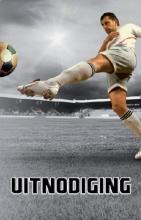 , Uitnodiging voetbal stoer