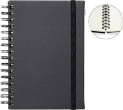 , Notitieboek Quantore A5 spiraal zwart