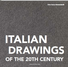 Zucca  Alessandrelli Italian Drawings of the 20th century