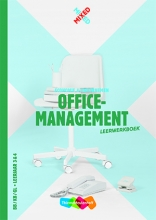 Joyce Houtepen , Officemanagement leerling BB/KB/GL leerjaar 3 & 4 Leerwerkboek