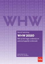 Prof. Mr. P.J.J. Zoontjens , WHW 2020 Tekst & Toelichting