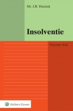 J.B. Huizink , Insolventie