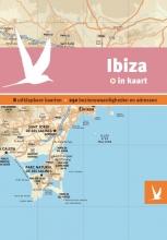 Dominicus stad-in-kaart: Ibiza in kaart