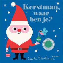 Ingela P. Arrhenius , Kerstman, waar ben je?
