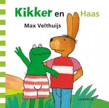 Max Velthuijs , Kikker en Haas