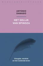 Antonio  Damasio Het gelijk van Spinoza