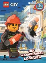 , LEGO CITY - Het waanzinnige logboek