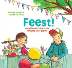 Weerd, Willemijn de Feest!