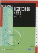 A. de Bruin , Regeltechniek 4 MK DK 3402 Kernboek