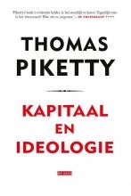 Thomas  Piketty Kapitaal en ideologie
